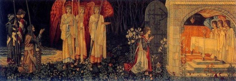 Легенды средневековья: Легенда о Святом Граале
