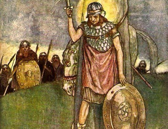 Легенды средневековья: Сага о Кухулине