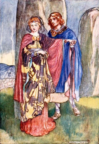 Кухулин: Главный герой ирландского эпоса