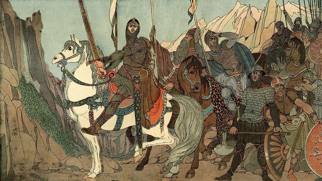 Песнь о Роланде: краткое содержание, историческая основа «Песни о Роланде»