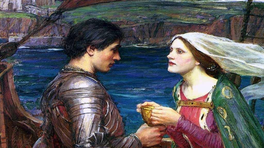 Тристан и Изольда: Великая история любви