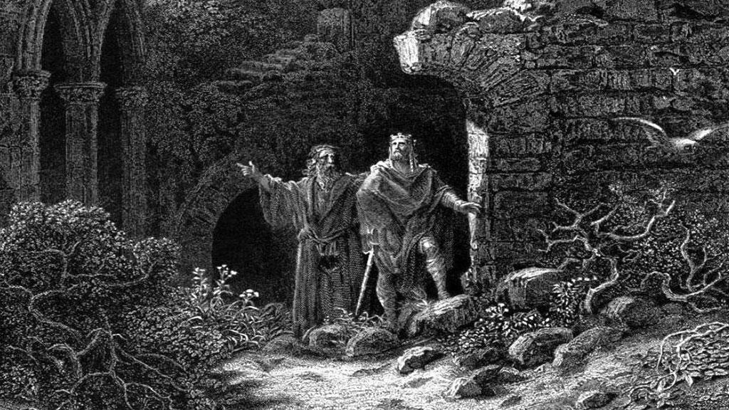 Мерлин-волшебник: история мага и прорицателя