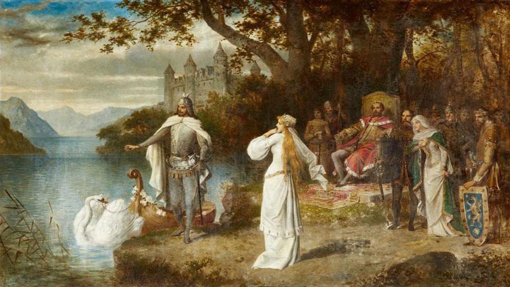 Лоэнгрин: легенда о рыцаре Лебедя