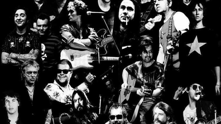 Музыкальный Квиз: Вопрос о Русском роке